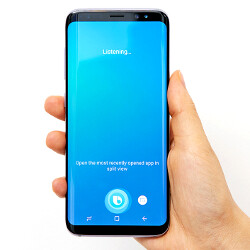 After the Bixby button, Samsung disables the Bixby chief
