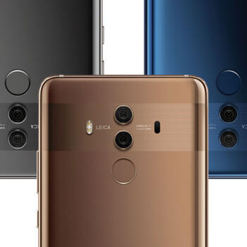 Huawei unveils the Mate 10 and Mate 10 Pro: putting the
