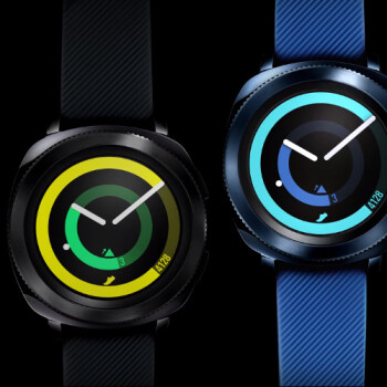 You can pre-order Samsung's Gear Sport watch today, watch the official launch film here