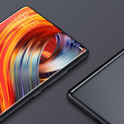 Xiaomi Mi Mix 2 battery life test is a step down