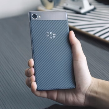 All-touch BlackBerry Motion stars in first promo video