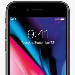 Save $350 leasing the Apple iPhone 8 or Apple iPhone 8 Plus at Sprint with an eligible trade-in