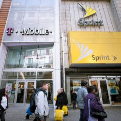 Sprint and T-Mobile aim to merge without giving up any assets