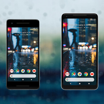 The Pixel 2 and Pixel 2 XL have more media volume steps for more precise volume control