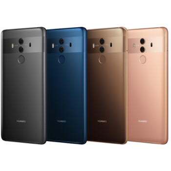 Huawei Mate 10, Pro and Porsche Design: all the official images