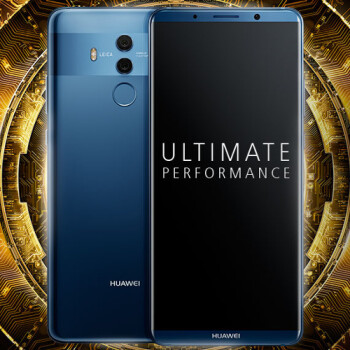 Huawei Mate 10/Pro/Porsche Design: all new features
