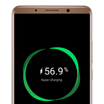 Huawei Mate 10 and 10 Pro come with SuperCharge batteries that are safety certified