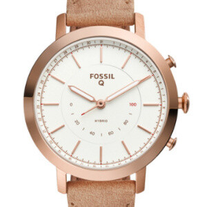 Fossil outs new connected hybrid watches: its smallest yet