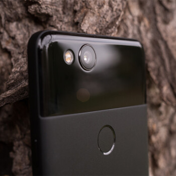The Google Pixel 2 has a special image processing chip hidden inside