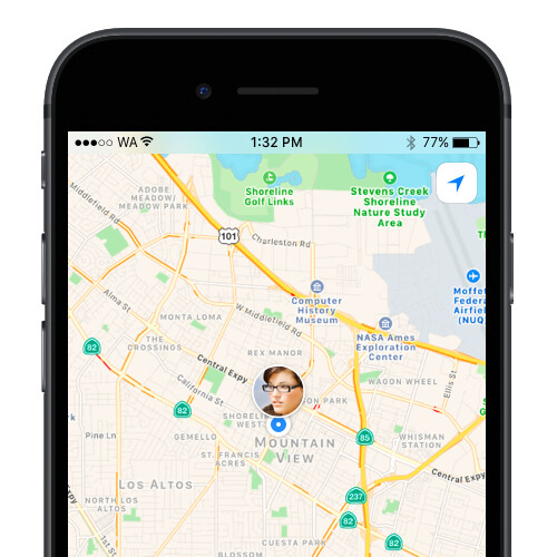 Whatsapp Announces Live Location Feature Is Now Available On Android And Ios Devices Phonearena Where am i right now? whatsapp announces live location