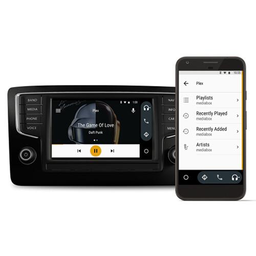 Plex kommt in den nächsten Tagen zu Android Auto