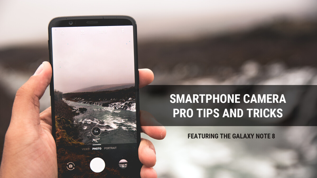 Shoot like a pro with your smartphone:how to use RAW and manual controls to take gorgeous photos