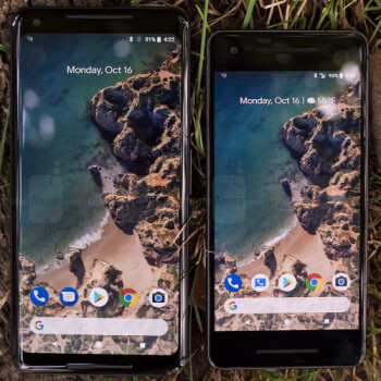 Google responds to the Pixel 2 XL screen controversy