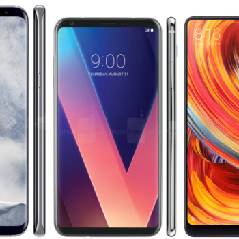 LG, Samsung, Apple or Essential: who did 'all-screen' best? (poll results)