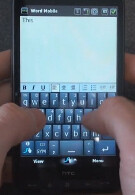 HTC HD2 takes a Swype at starring in video