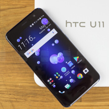 HTC U11 expected to receive Android 8.0 Oreo as early as November