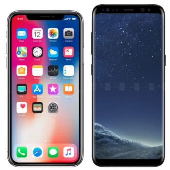 Is the Galaxy S8 a better buy than the iPhone X? Here are some reasons it might be...