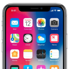 Does the iPhone X's display notch bother you?