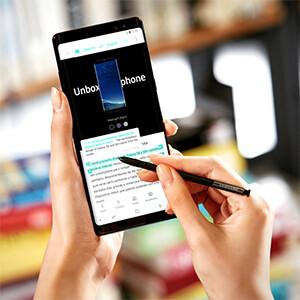 Wie man den Klingelton des Galaxy S8, S8 +, Note 8 ändert und einen benutzerdefinierten