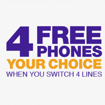 MetroPCS offers free Android smartphones when you switch to its unlimited LTE plan