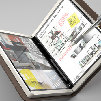 Report: Microsoft's foldable tablet to focus on note-taking, may be released in 2018