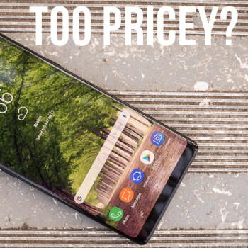 Surprise! Your main reasons not to buy the Note 8 are interface and price (poll results)