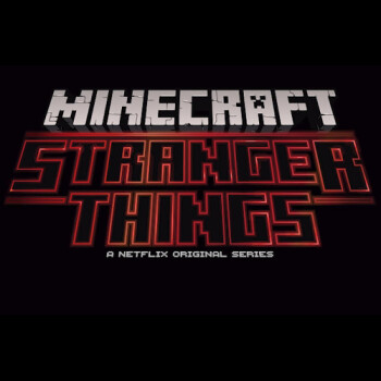 Stranger Things come to Minecraft in the form of skin packs