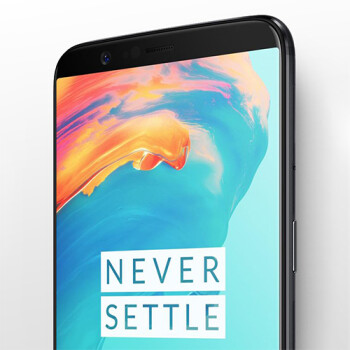OnePlus 5T shows off its slimmer bezels in new leaked render