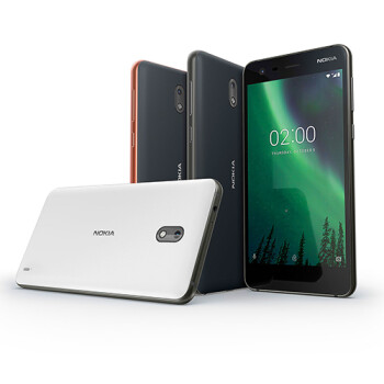 Nokia 2 announced: Stock Android, solid 2-day battery life, ultra-affordable price tag