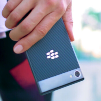 "BlackBerry Motion presented as ""unstoppable"" in new promo video"