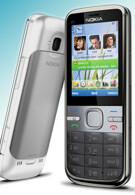 Nokia announces the C5, reveals new naming convention