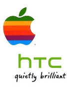 HTC sued by Apple over patents