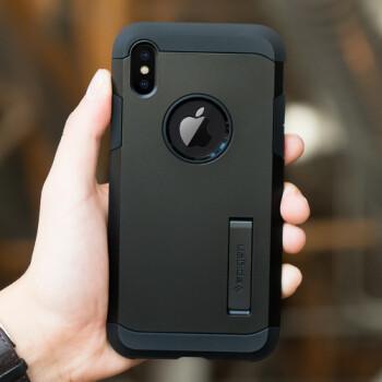 Got the iPhone X? Defend it with Spigen's cases!