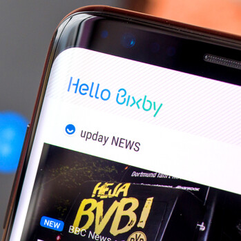 Bye, Bixby: Update lets you disable the Bixby button on Samsung's Galaxies
