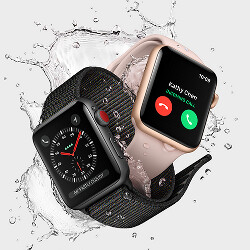 Several Apple Watch Series 3 devices crashed when asked about the weather