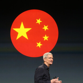 Apple is having a hard time with its competition on the vast Chinese market, latest IDC data reveals