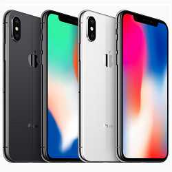 Apple iPhone X usage tops that of the iPhone 8 and iPhone 8 Plus during their respective launch weekends