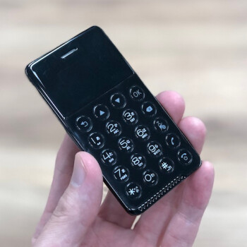 Someone made an Android phone the size of a credit card and it costs less than $100