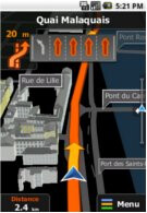 iGo My Way makes turn-by-turn navigation easy for Android users