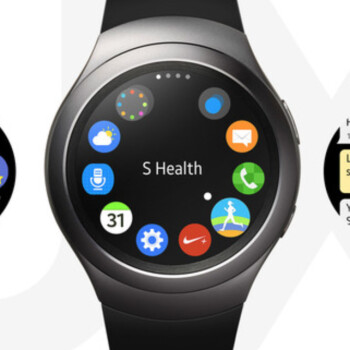 Grab Samsung's Gear S2 smartwatch for just $105