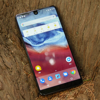 New Essential Phone update enables fingerprint sensor functionality, adds November security patch
