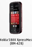 Nokia 5800 XpressMusic getting a much needed update