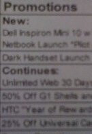 Launch dates for HTC HD2, Dell Mini 10, and Motorola CLIQ XT revealed?