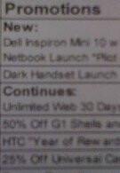 Launch dates for HTC HD2, Dell Mini 10, and Motorola CLIQ XT revealed?
