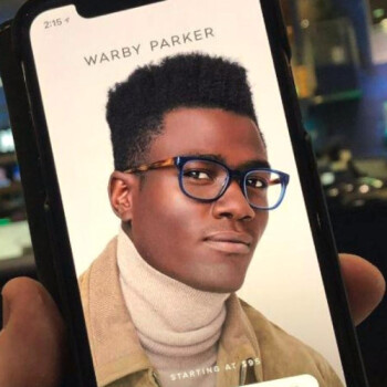 Endless possibilities: eyeglass company makes cool use of the iPhone X Face ID sensors