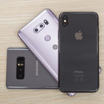 Best smartphone cameras compared: iPhone X vs Galaxy Note 8, LG V30