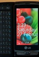 LG's Windows Phone 7 Series prototype gets a name - the LG Panther