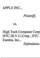 Google replies to Apple's HTC suit