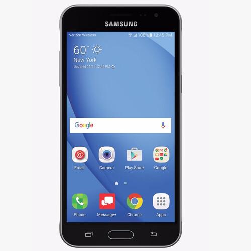 Verizon starts pushing Android 7.0 Nougat update to Samsung Galaxy J3  (2016) - PhoneArena