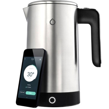 This $150 iKettle needs your iPhone to boil water